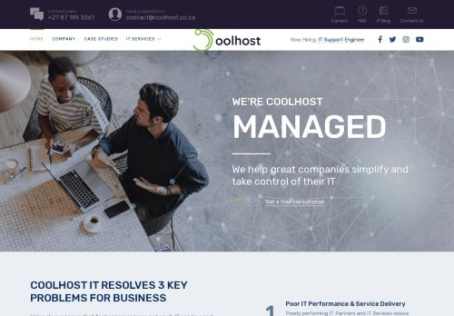 Coolhost