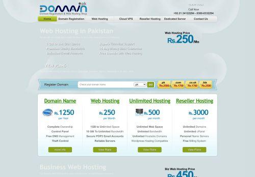 Domain.pk